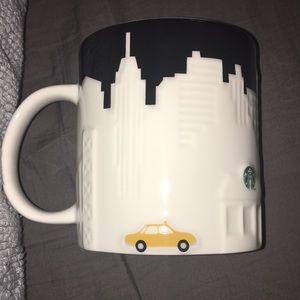 """Starbucks 2012 """"New York City"""" collector mug"""